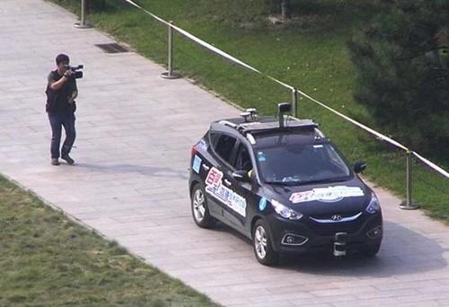 百度表示不服!无人驾驶不只是google才有
