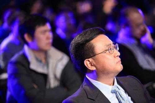 百度宣布前微软中国董事长张亚勤加盟任总裁