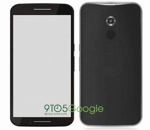 谷歌Nexus X真机曝光:5.9寸巨屏