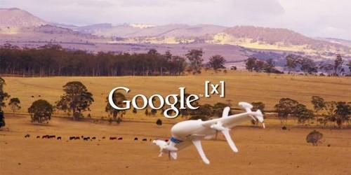 解密谷歌无人机项目:将再一次改变世界