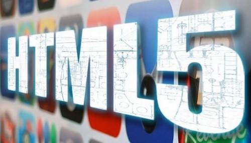 HTML5标准历时八年终完成 或将改变移动web生态