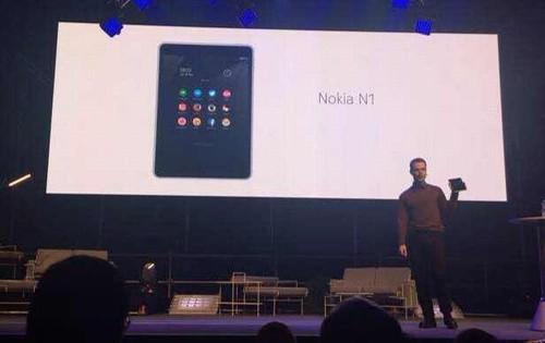 诺基亚还活着:春节发布新平板NokiaN1