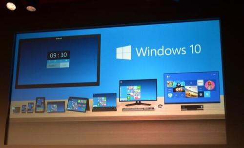 正式发布Windows10,微软的最后一搏?