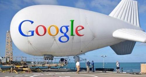 谷歌热气球项目:5分钟充满气 每天可发20个